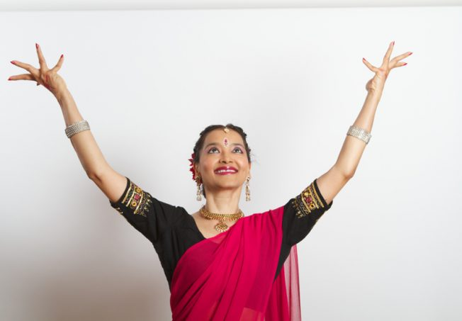 ATELIER D'INITIATION À LA DANSE INDIENNE