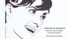 PORTRAIT DE JEANNE MOREAU AU GRÉ DE SES CHANSONS