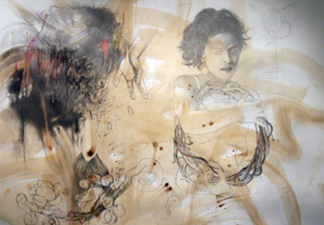 LES MONDES DE KATIA MAKDISSI-WARREN (artiste en résidence)