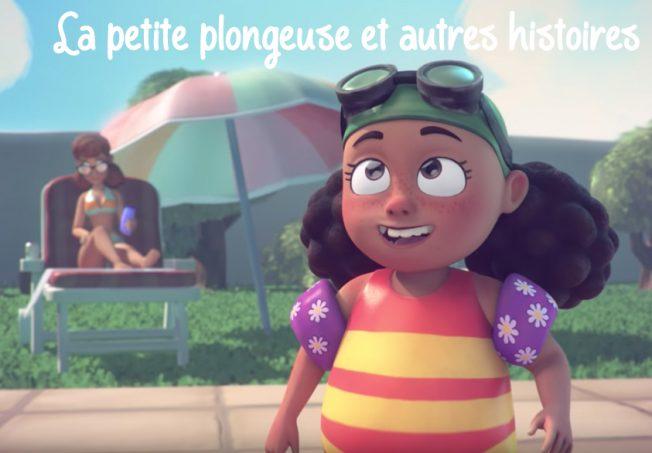 La petite plongeuse et autres histoires
